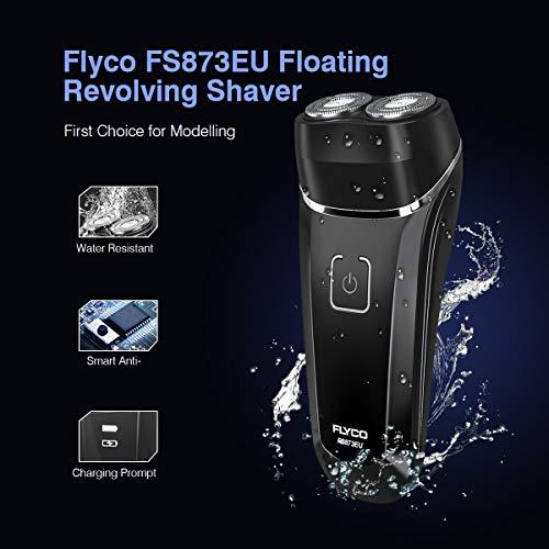 Maquina de afeitar electrica para hombre barba rotativa FS873EU FLYCO