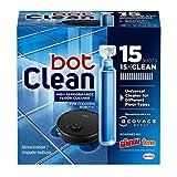 botClean Hochleistungs-Allzweck-Bodenreinigungsflüssigkeit für Saugroboter mit Wischfunktion 15 x 18ml