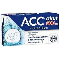 Hexal AG ACC akut 600 Brausetabl. 10 Stück preisvergleich bei billige-tabletten.eu