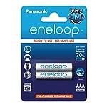 Panasonic eneloop AAA Ready-to-Use Mi...
