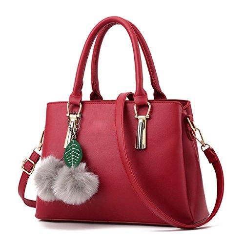 BUKUANG Frau Taschen Handtaschen Sommer Art Und Weise Einfache Handtasche Schultertasche Messenger Bag,A E