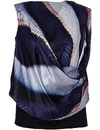 STRENESSE Top 100 % seda colección de invierno Mujer