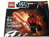 Lego Star Wars - Darth Maul Promozione Articolo Sacchetto Sigillato Toy Fair New York 6005188 5000062