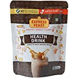 Express Feast Health Drink | Instant Health Drink | Nutritious Daily Drink | No Preservatives | No Artificial...