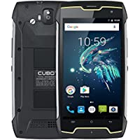 Outdoor Handy- CUBOT Kingkong 5,0 Zoll Smartphone ohne Vertrag Android 7.0 3G WCDMA Dual Sim Smartphone, ( 2GB RAM +16GB ROM, 8MP+13MP Dual Kamera,4400mAh Akku,IP 68+ Wasserdichtes Staubdichtes Stoßfestes, GPS)