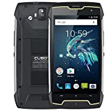 Outdoor Handy- CUBOT Kingkong 5,0 Zoll Smartphone 3G (5 Zoll Touch-Display, 4400mAh Akku, 2GB RAM +16GB ROM, 8MP+13MP Dual Kamera, IP 68 Wasserdichtes Robuste Handy)