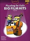Big film hits - arrangiert für Violine + Download Card für mp3 Songdownload + Playalong per Internet [Noten / Sheetmusic] aus der Reihe: GUEST SPOT