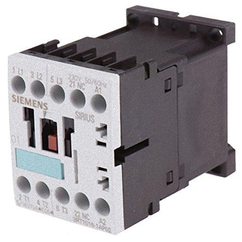 Siemens 3rt10 Schütz -01e s00, 9 A, 4 kW, 230 V AC