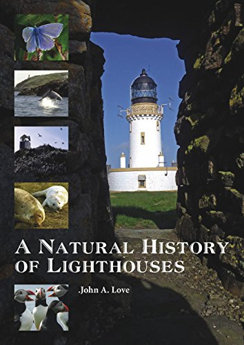 A Natural History of Lighthouses Cover Image