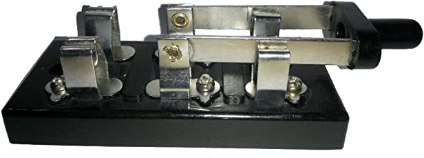 Defence Engg Double pole double throw knife switch