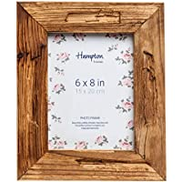 dri14568 rbol de 5 cm de ancho, perfil envejecido marco de fotos de madera 6