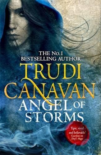 Angel of Storms: Book 2 of Millennium's Rule by Canavan, Trudi (November 12, 2015) Hardcover