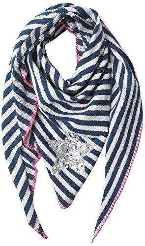 Street One Damen 570562 Schal, Mehrfarbig (Off White 30108), One Size (Herstellergröße: A)