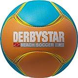 Derbystar Beach Soccer - orange/blau/gelb