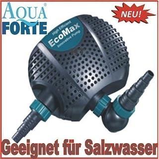 AquaForte Filter-/Teichpumpe O-Plus 18000, 170W, 17,5m³/h, Förderhöhe 6,5m
