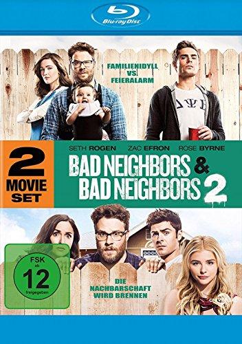 Bad Neighbors 1+2 (2 Blu-rays)