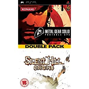 Metal Gear Solid: Portable Ops + Silent Hill: Origins