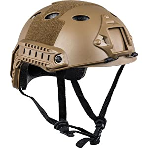 Valken V-Tac Airsoft Tactical Earth Adjustable Casque Enfant