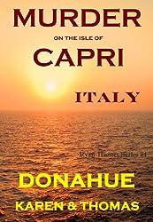 Murder on the Isle of Capri, Italy (Ryan-Hunter Series Book 4)