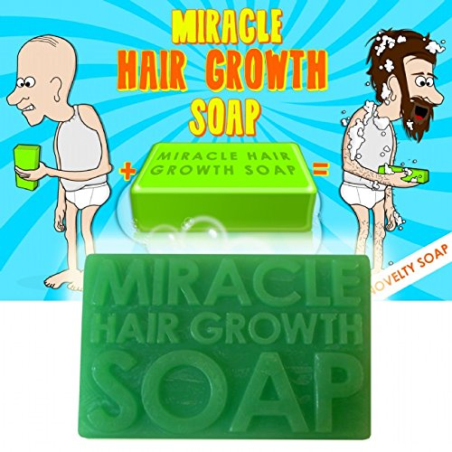Savon Miracle - anti-barbe