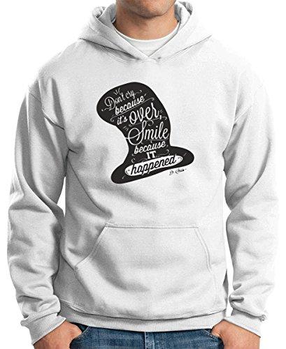 T-Shirtshock - Sweatshirt Hoodie CIT0066 Dr.Seuss, Größe XXL