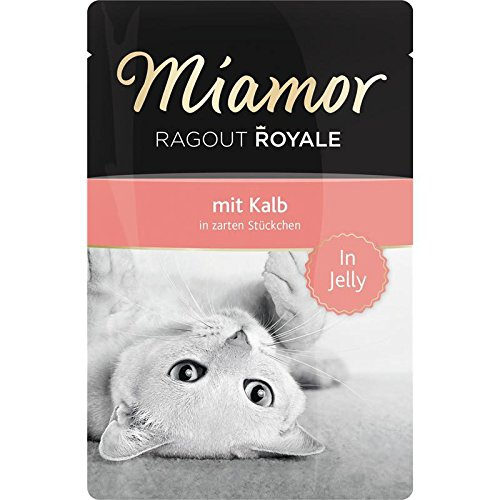 Miamor | Ragout Royale mit Kalb in Jelly | 22 x 100 g