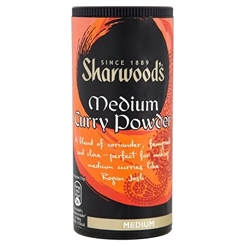Sharwood-Medium Curry Powder (102g) - Packung mit 2