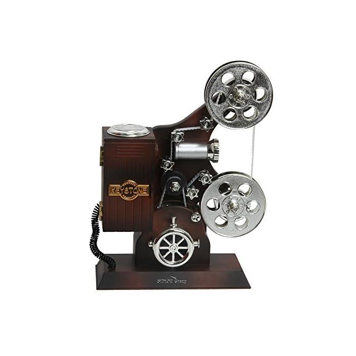 Sidiou Group Valentinstag Geschenk Spieldose Mechanische Klassische Lovely Spieluhr Praktische romantische Spieluhr 1