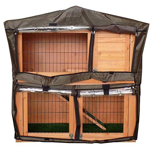 Charles Bentley - Housse de Protection de qualité pour Cage Pet/Hutch.03 - pour Cochon d'Inde/Lapin