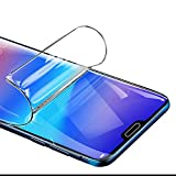 Didisky Protector de Pantalla para Huawei P20 Pro, Cubierta Completa, No Cristal Templado, Adecuado para Cualquier Funda, 2-Unidades