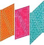AccuQuilt 55051 Stanzform Blazing Star Dreiecke