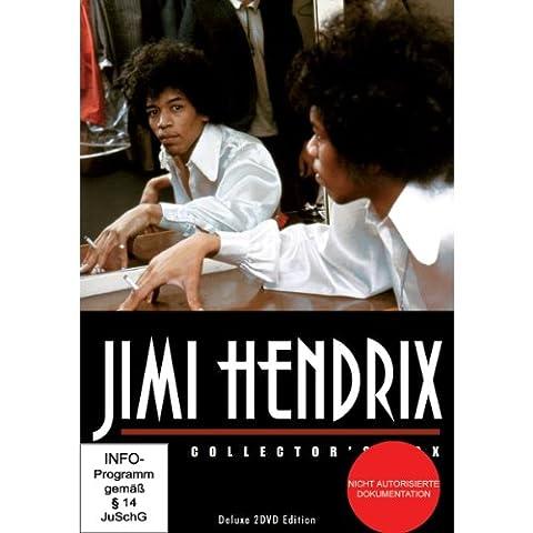 Jimi Hendrix -DVD Collectors Box (2 x DVD SET) [2009]