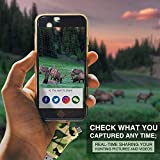 Arzopa Memory Card Reader, 4-in-1 Trail Camera Viewer Game Camera Reader View Hunting Photos and Videos, USB 2.0 Micro Adapter Connector for iPhone iPad Mac or Android