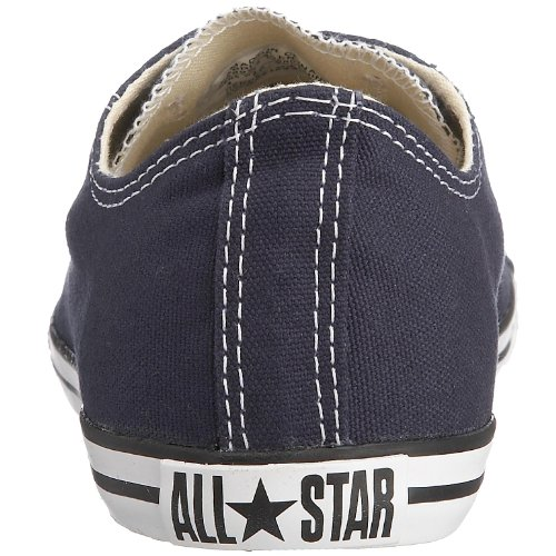 Converse Chuck Taylor All Star Season Ox, Unisex Sneaker Blau (Athletic Navy)