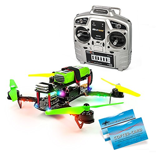 iMaxRC Chaser Runner 250 GPS Racing Quadrocopter Carbon LED Beleuchtung
