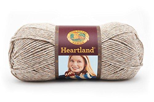 lion-brand-yarn-gomitolo-di-filato-da-142-g-100-acrilico-heartland-grand-canyon