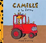 Camille à la ferme
