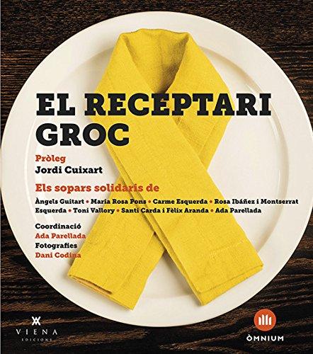 El receptari groc (Fora de col·lecció) por Ada Parellada i Garrell