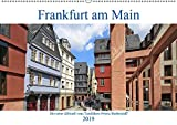 Frankfurt am Main die neue Altstadt vom Taxifahrer Petrus Bodenstaff (Wandkalender 2019 DIN A2 quer): Die Altstadt von Frankfurt wurde neu ins Leben ... (Monatskalender, 14 Seiten ) (CALVENDO Orte)