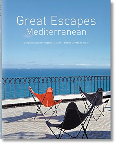ju-Great Escapes - Mediterranean par Christiane Reiter