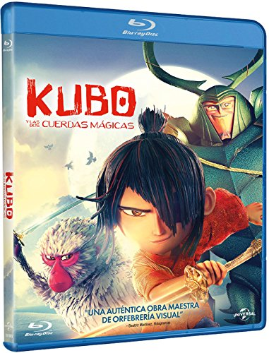 Kubo Y Las Dos Cuerdas Mágicas - Kubo And The Two Strings [ Non-usa Format: Pal -Import- Spain ]