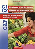 Image de CAP Employé de commerce multi-spécialités : C1 Réceptionner et tenir les réserves, C2 Maintenir l'état marchand du rayon