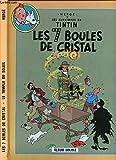 Les 7 boules de cristal Suivi de Le temple du soleil (Les aventures de Tintin)