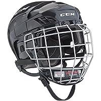 CCM Fitlite 40 Helm Combo Senior, Größe:S;Farbe:Navy