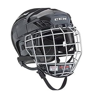 CCM Fitlite 40 Helm Combo Senior, Größe:XS, Farbe:Navy