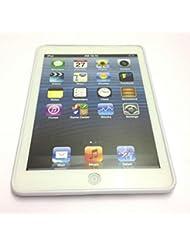 Excellent Value S Line Cover d'Apple IPAD Air vague de gel de silicone pour Apple iPad AIR Blanc