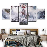 Canvas Painting 5 Piece Modern Hd Printed Posters Wall Game Home Decoration Wall Art Pictures Living Room SJDBF