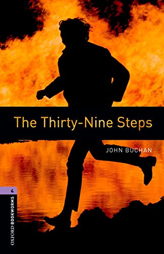 Oxford Bookworms Library 4: Thirty-nine Steps Digital Pack (3rd Edition)