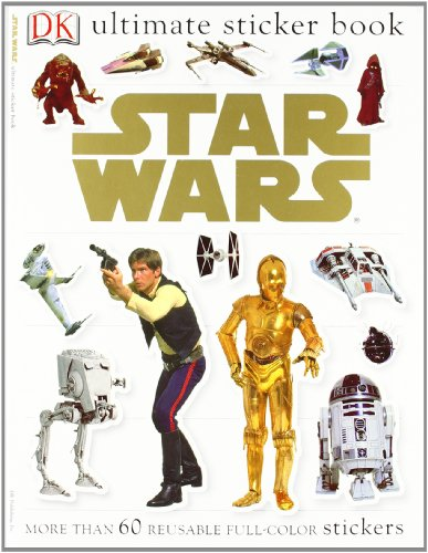Star Wars [With Reusable Stickers] (Ultimate Sticker Book)