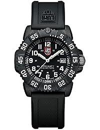 Luminox Colormark Unisex-Armbanduhr Analog Quarz Kautschuk - LU7051